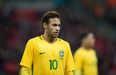 "Brazil given major World Cup boost as Neymar to return in ""two to three weeks"""