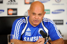 Former England captain Ray Wilkins critically ill in hospital after suffering heart attack