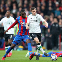 As it happened: Crystal Palace vs Liverpool, Premier League