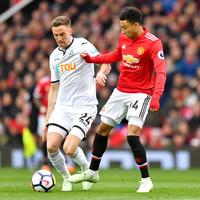 As it happened: Man United vs Swansea, Premier League