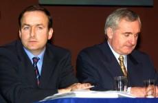 Fianna Fáil to consider Bertie Ahern membership, says Martin