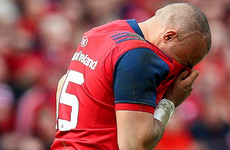 Premature end to final European game at Thomond for emotional Zebo