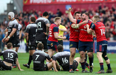 'The Munster way is to do it the difficult way' - Van Graan grateful after Munster win