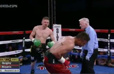 After over a year out, Jason Quigley returns with a soul-snatching stoppage in Boston