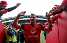 Munster set off for South Africa with a Champions Cup semi-final to come