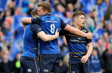 As it happened: Leinster v Saracens, Champions Cup quarter-final