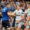 'It's hard for him not to get frustrated' - Sexton bruised as Leinster batter Saracens