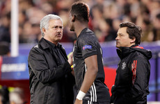 Pogba has 'no problem' with Mourinho, side-steps Man United exit speculation