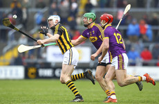 TJ Reid inspires Cats as victory over Wexford seals progress to Division 1 final