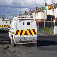 Nine arrested after clashes with police at illegal Easter parade in Lurgan