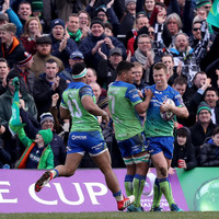 'Man, when we get it right, we get it right' - Connacht coach Keane