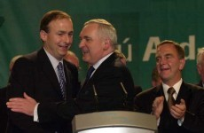 Fianna Fáil to put forward motion to expel Bertie Ahern