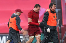O'Donnell ruled out for rest of season, but Zebo on the plane to South Africa