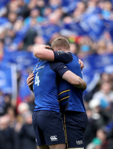 Cullen's Leinster take another big step forward after laying down their credentials