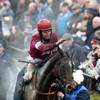 There was a thrilling photo finish in the Irish Grand National