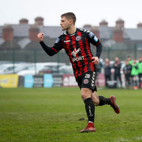 Ex-Leeds forward scores winning penalty as Bohs progress in EA Sports Cup after shootout drama