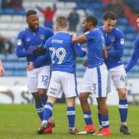 Jack Byrne smashes home from 20 yards and Eoin Doyle earns Oldham much-needed win