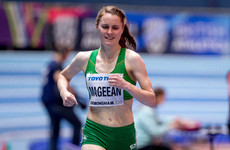 Ciara Mageean named Northern Ireland athletics captain for Commonwealth Games