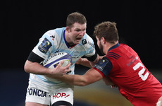 EPCR confirm Sunday service for Munster's Bordeaux battle with Racing