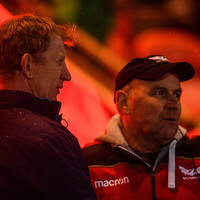 Wales look to Scarlets as they seek Gatland's replacement