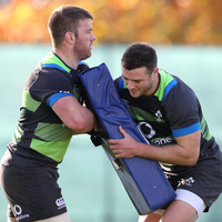 'Last week he did everything he could': O'Brien came close to facing Saracens, Henshaw beating a path to Scarlets