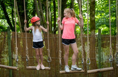 6 active weekend events to get the whole family moving - from ziplining to wildlife-watching
