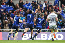 Analysis: Leinster's lethal attack tears Saracens apart for three classy tries