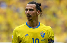 Fifa rule could dash Zlatan Ibrahimovic's World Cup dream