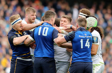 Chaos, stars and 'SUMO' firing Leinster up for revenge match with Scarlets