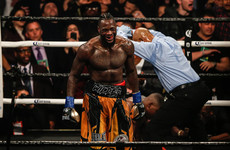 'Thanks Anthony': Wilder calls Joshua's bluff and accepts UK challenge in statement