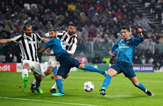 As it happened: Juventus v Real Madrid, Sevilla v Bayern Munich, Champions League