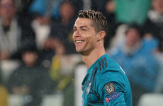 Brilliant Ronaldo makes history as Real Madrid blow away 10-man Juventus
