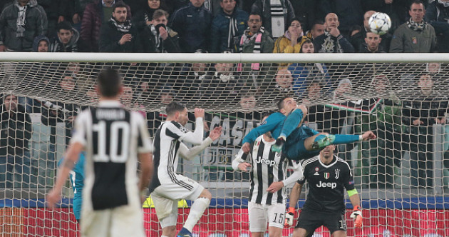 'It's never happened to me' – Ronaldo thanks Juve fans for ovation