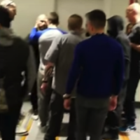 Khabib and SBG Ireland's Artem Lobov involved in verbal altercation at UFC hotel