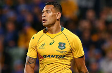 Israel Folau in trouble again as he says 'God's plan' for gay people is to go to 'hell'