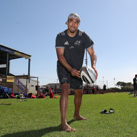 Fitzgerald called in as Munster rule Zebo out of weekend match in South Africa
