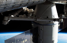 SpaceX capsule reaches space station with food and experiments