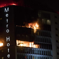 'They're living day to day': Emergency accommodation extended for victims of Metro Hotel fire
