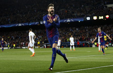 Four-star Barca put one foot in the Champions League semis with Roma win