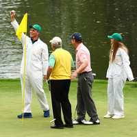 Jack Nicklaus' grandson makes beautiful hole-in-one at Masters Par-3 Contest