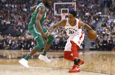 Record-setting Raptors regain control of the East as they crush Celtics