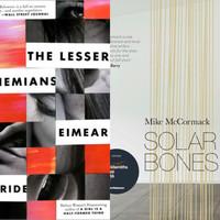 Two Irish novels shortlisted for literary award worth €100,000
