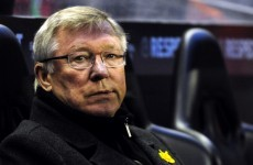 Mind your house: Fergie laughs off Vieira claims of United desperation