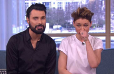 Emma Willis accidentally said 'face of the arse' during a very serious interview on This Morning