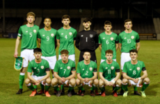 Ireland handed tricky draw for next month's U17 European Championships