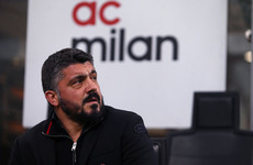 AC Milan reward Gattuso's 'hard work' with long-term contract
