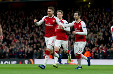 Nerveless Arsenal hammer CSKA to move towards Europa League semis