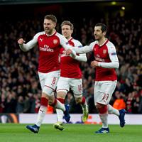 Nerveless Arsenal hammer CSKA to move towards Europa League semis