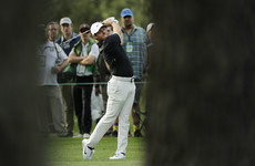 Spieth's birdie run sets blistering pace at the Masters - but McIlroy's not far behind