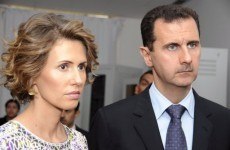 EU slaps sanctions on Assad's wife and mother
